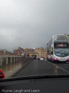 York rain