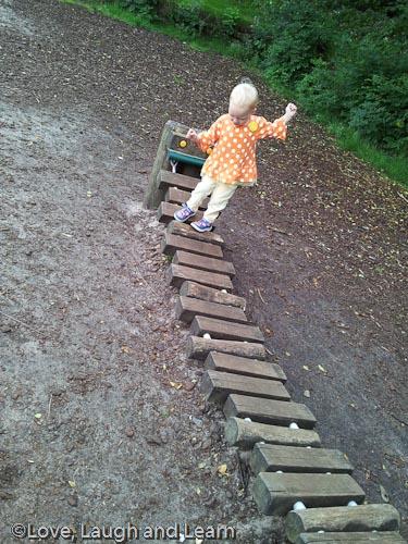 heaton park playground