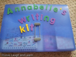 writing kit