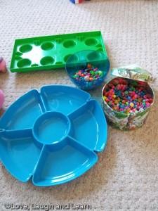 bead sorting
