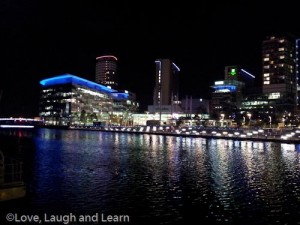 Salford Quays - Media City