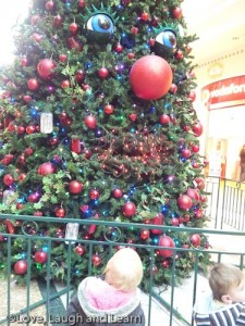 Trafford Centre Singing tree