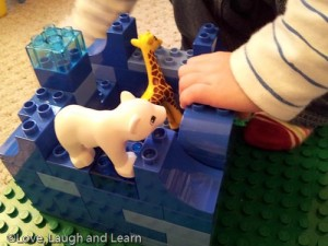 Duplo Swimming Pool