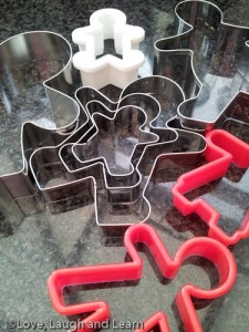 Gingerbread Cookie Cutters