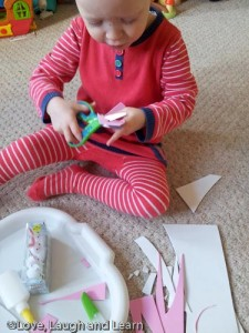 Easter Bonnet Craft