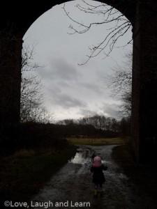 Reddish Vale Viaduct