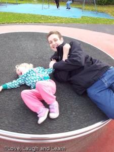 Roundabout fun